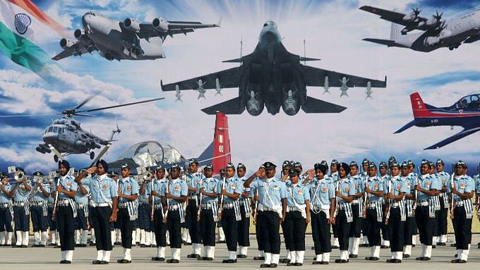 Air Force Day: Abhinandan, Balakot heroes steal the show