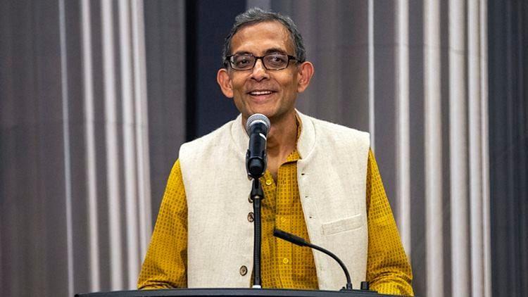 Professor Abhijit Banerjee (social media)