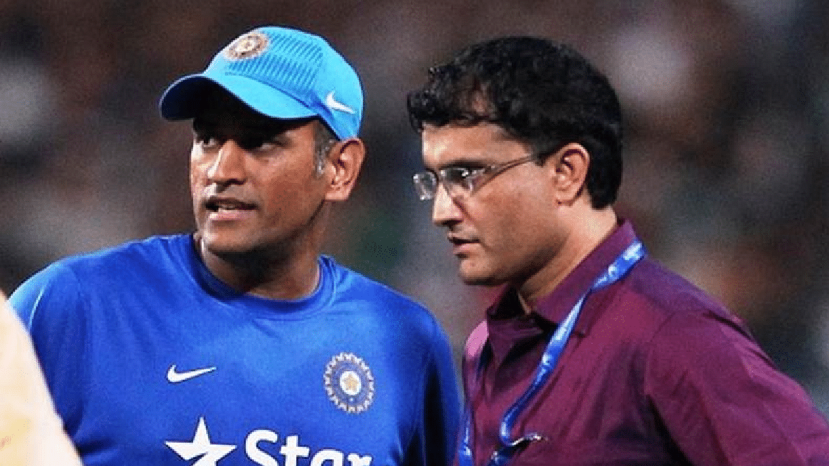 Will speak to selectors about Dhoni on October 24, says Sourav Ganguly