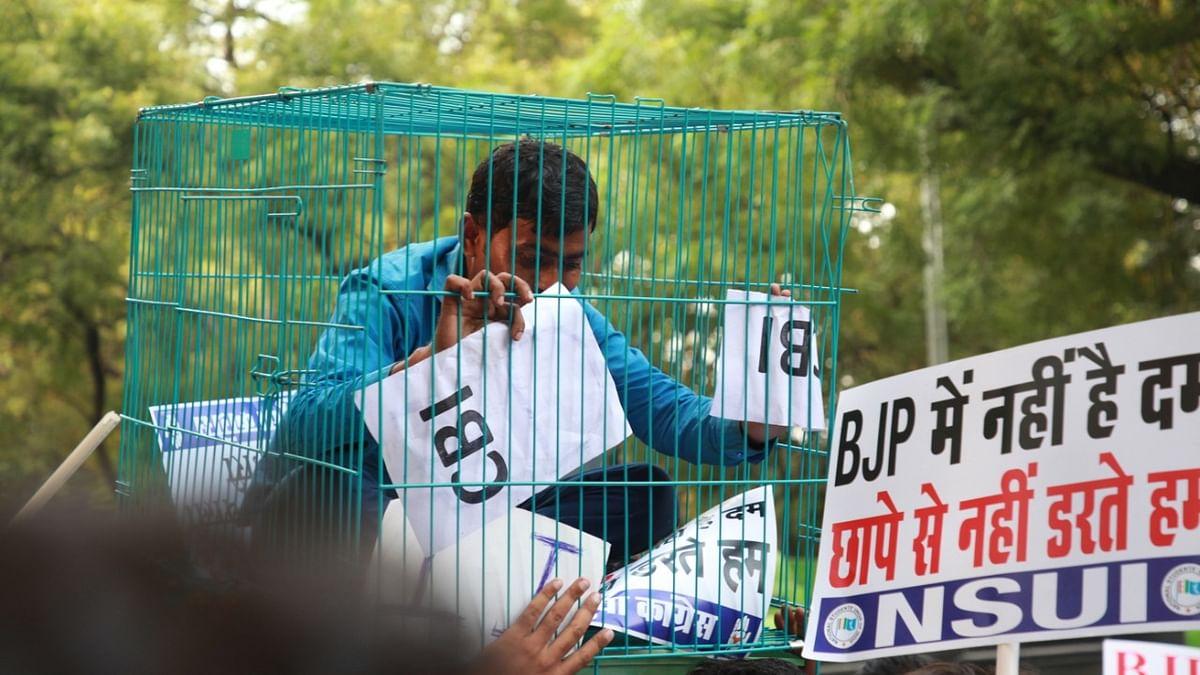 Modi govt's single point agenda is vendetta, says Congress