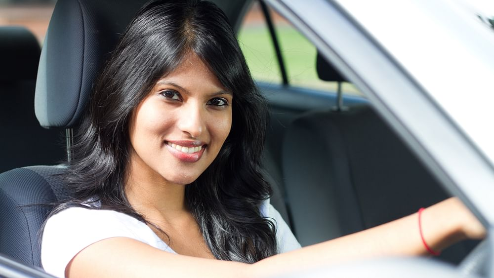 Dress like a typical Indian to get driving licence