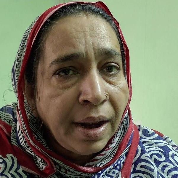 Fatima Nafis, Najeeb's mother