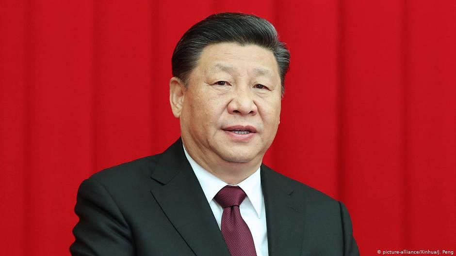 Complaint filed against Chinese President Xi Jinping