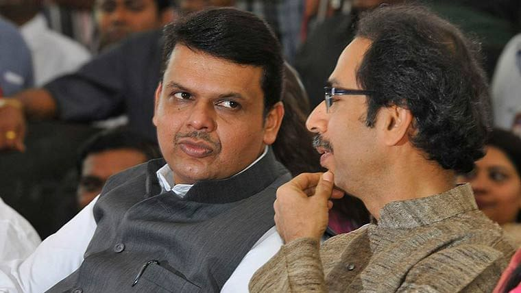 Maha Ghamasaan: Sena cancels meet with BJP over Fadnavis remarks