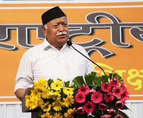 The RSS chief was being either naive or merely deflecting international criticism