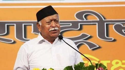 RSS firm on India as Hindu nation, says Mohan Bhagwat
