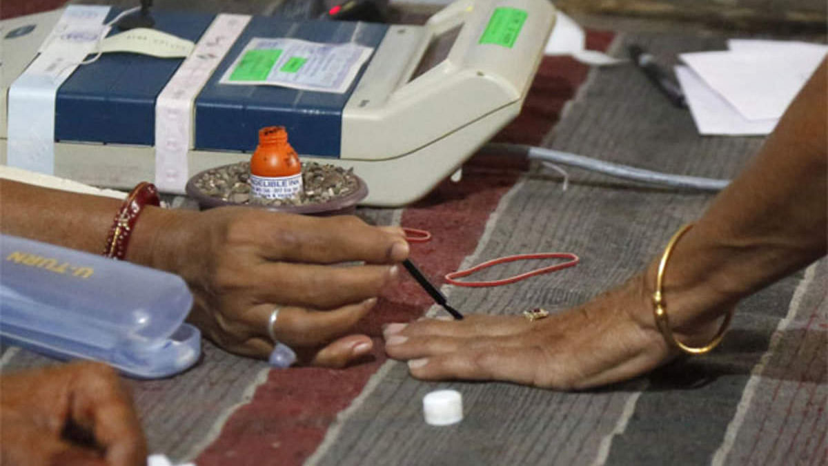 Assembly polls: Maharashtra records 60.46% voting, Haryana sees 65% turnout
