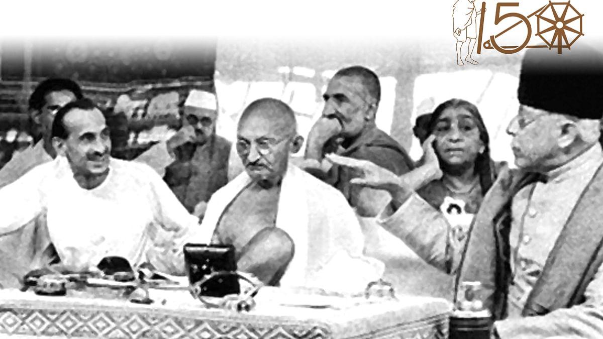 Gandhi at 150: Don't forget Gandhi's message, Congress pays tribute to Mahatma Gandhi