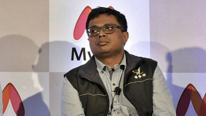 Flipkart co founder Sachin Bansal slammed for endorsing sexist Twitter account