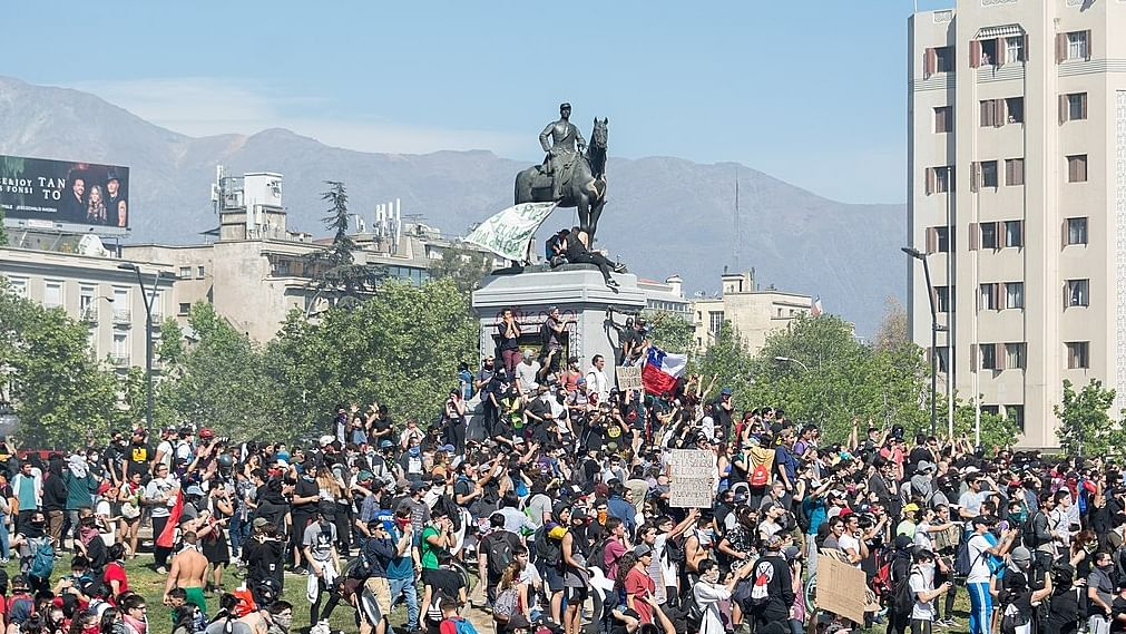 Chile seeks UN observers to monitor protests