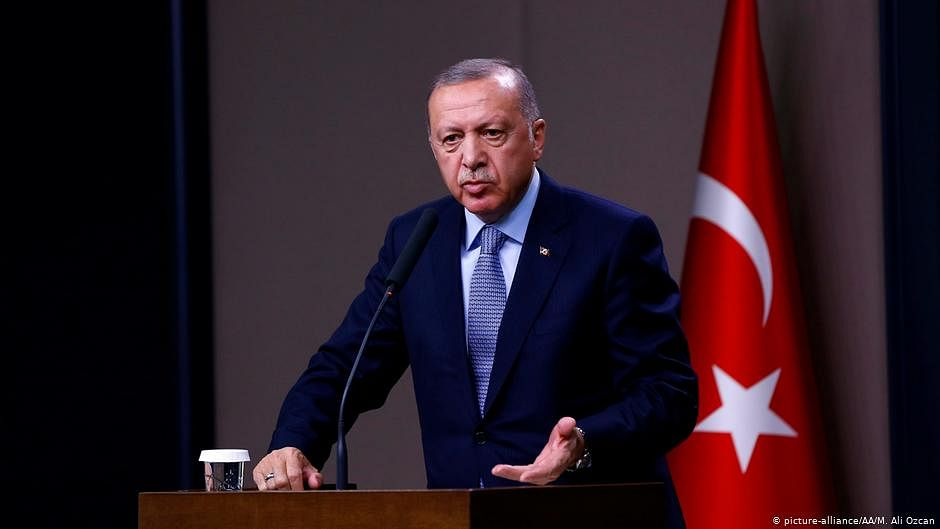 "Turkish President says killing of IS leader ""turning point"""