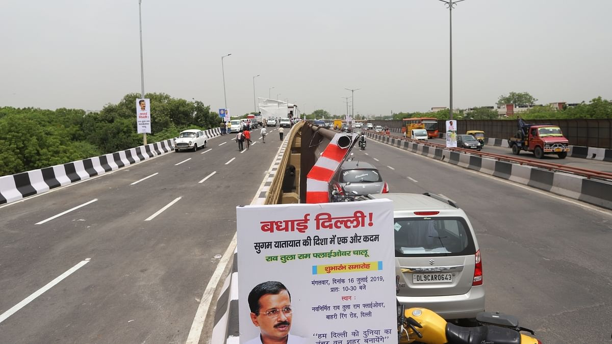 50 AAP MLAs launch mega road inspection drive in Delhi