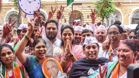 Maharashtra: BJP-Sena combine set to retain power; NCP improves tally