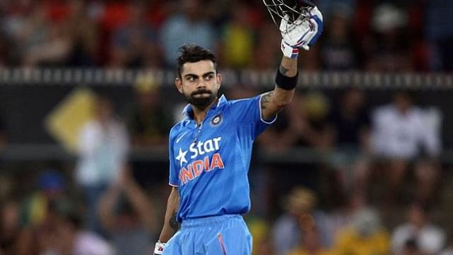 Kohli hails Ganguly's selection as BCCI President, says hasn't spoken on Dhoni yet