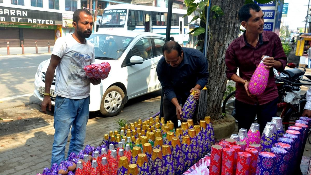 'Green' crackers seem unlikely to sparkle this Diwali