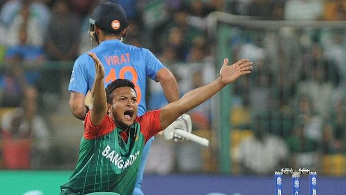 Shakib faces lengthy ban, could miss India tour