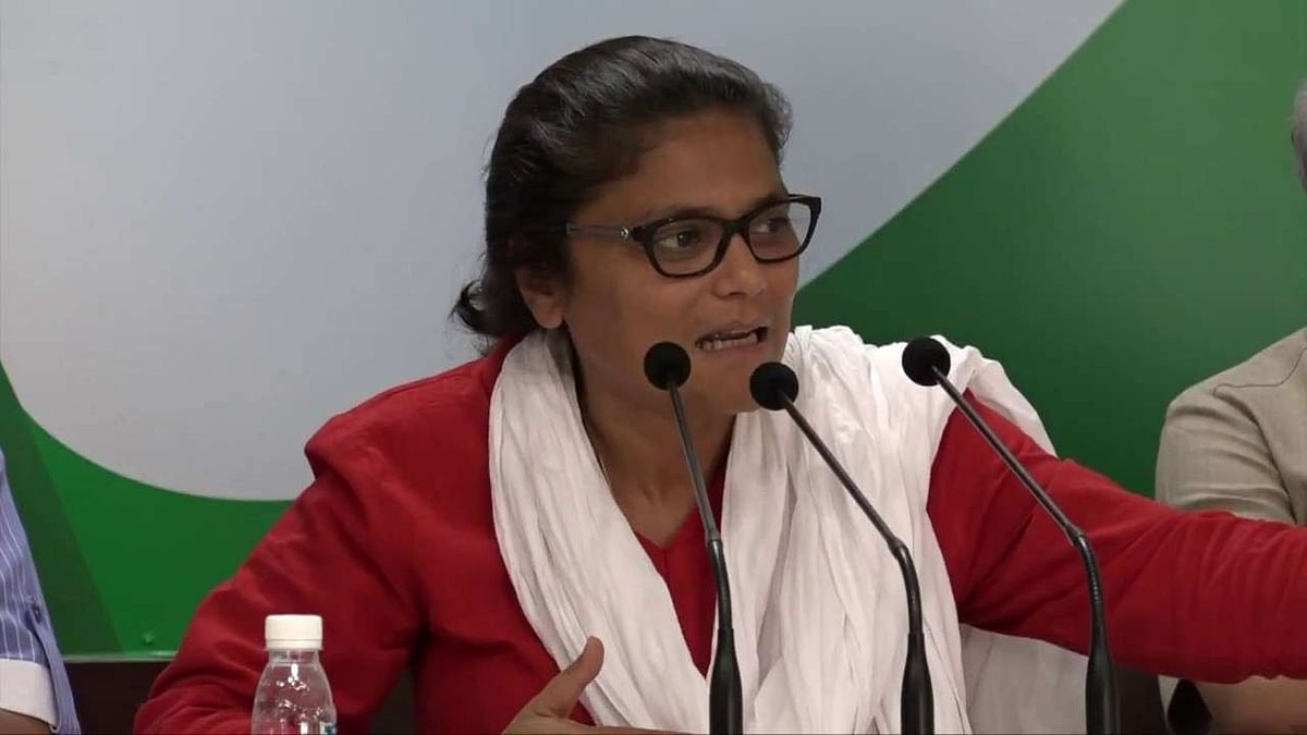 Sushmita Dev: Haryana CM Khattar's remark is a clear indication of BJP's disrespectful attitude towards women