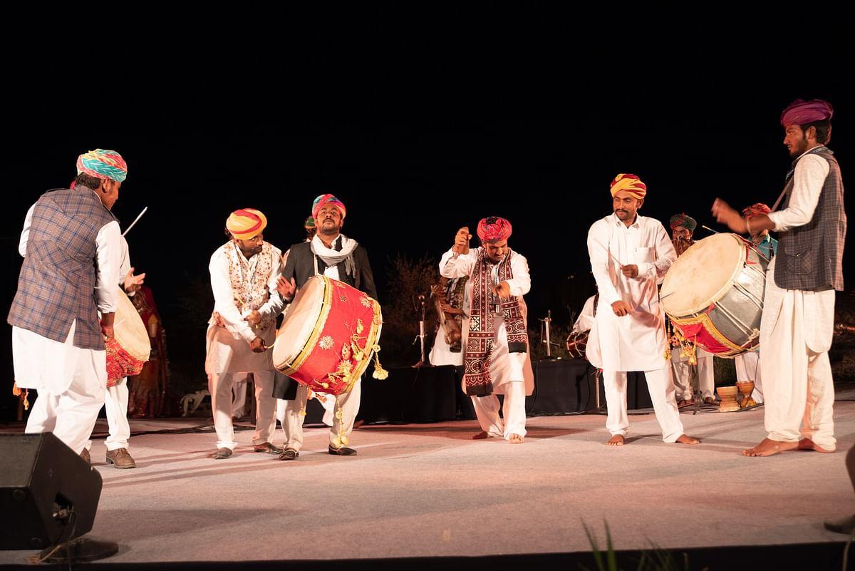 Jodhpur RIFF dance performance (NH Photo)
