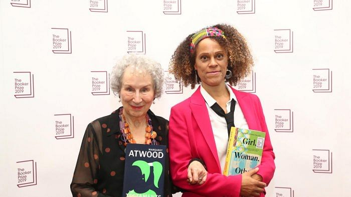 Jury breaks rules, Booker Prize awarded jointly to Atwood and Evaristo; Rushdie misses out