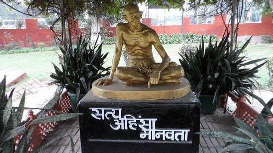 Rare memorabilia from Gandhi's life wow visitors