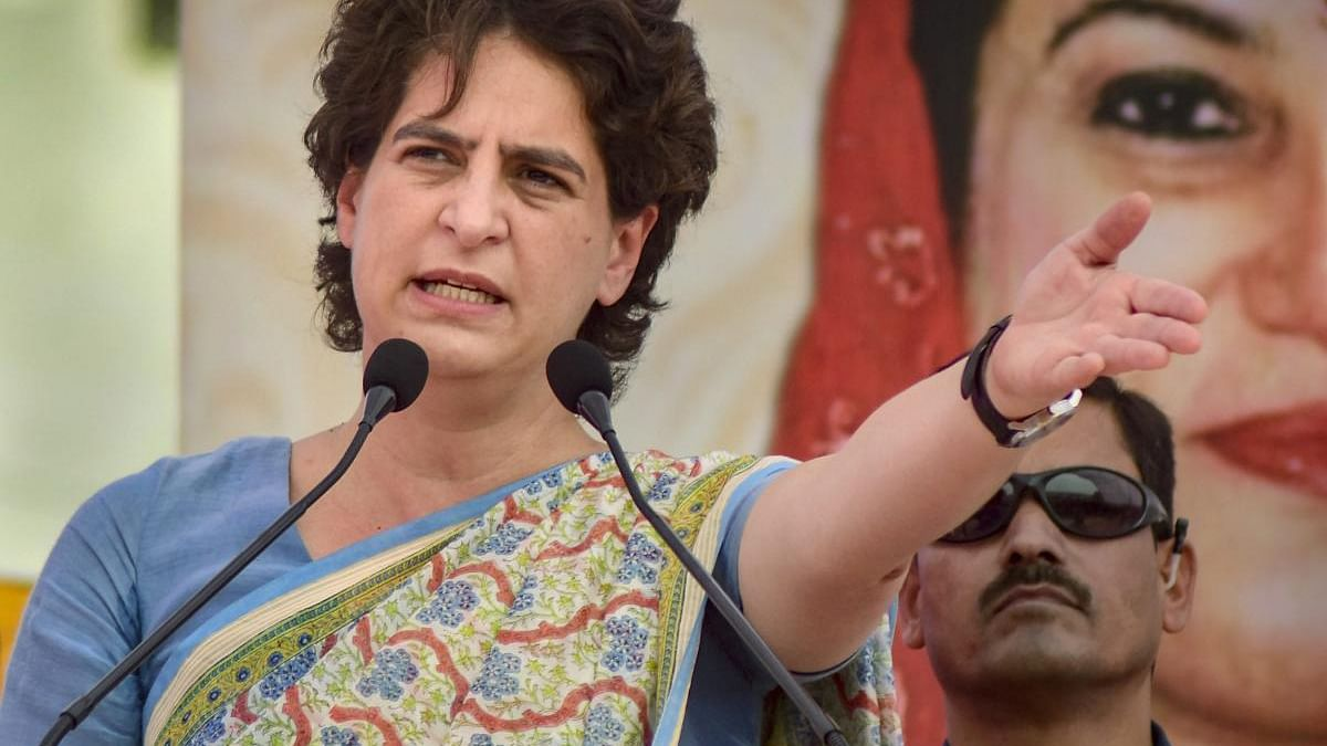 BJP's 'Beti Bachao gang' shameless, accommodates 'rapists', says Congress on Kanda support