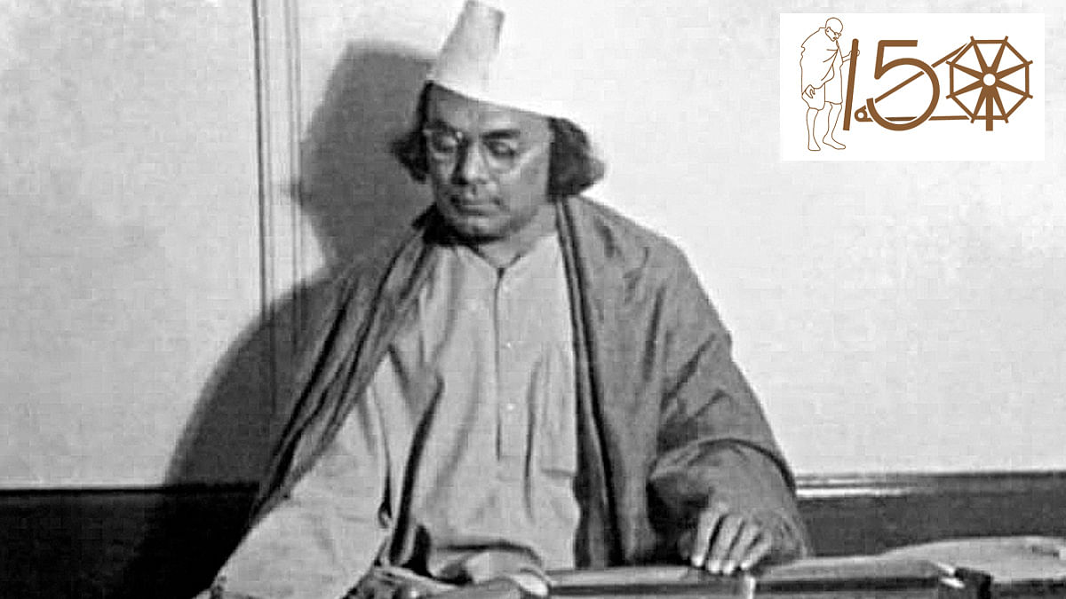 Gandhiji in the eyes of noted Bengali rebel poet Kazi Nazrul Islam