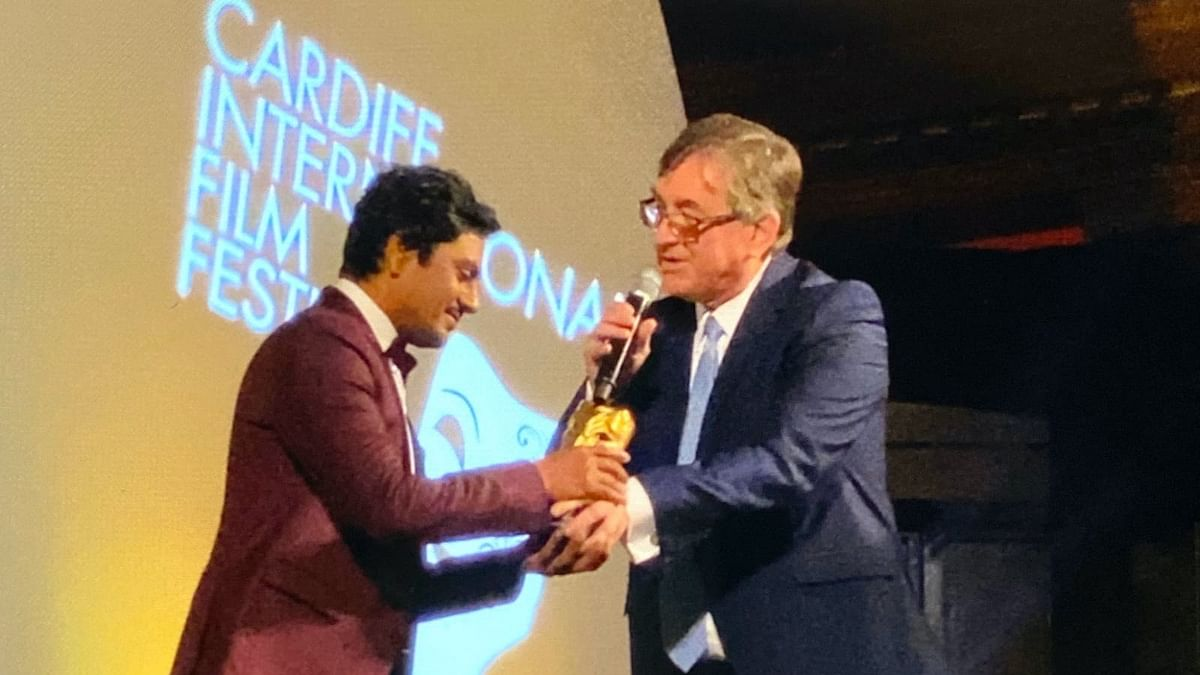 Nawazuddin Siddiqui honoured with Golden Dragon Award  for excellence in cinema
