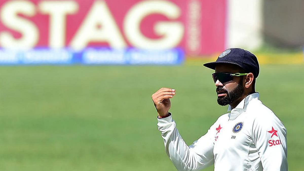 Pune Test: India opt to bat against South Africa