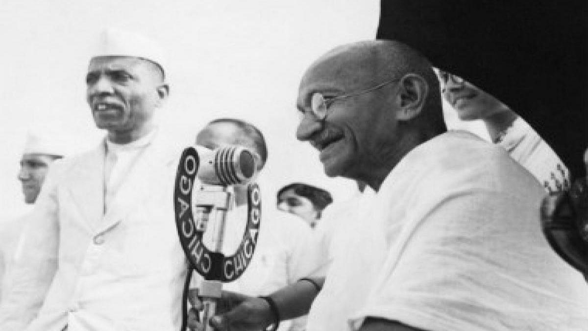 Gandhiji and Indian business
