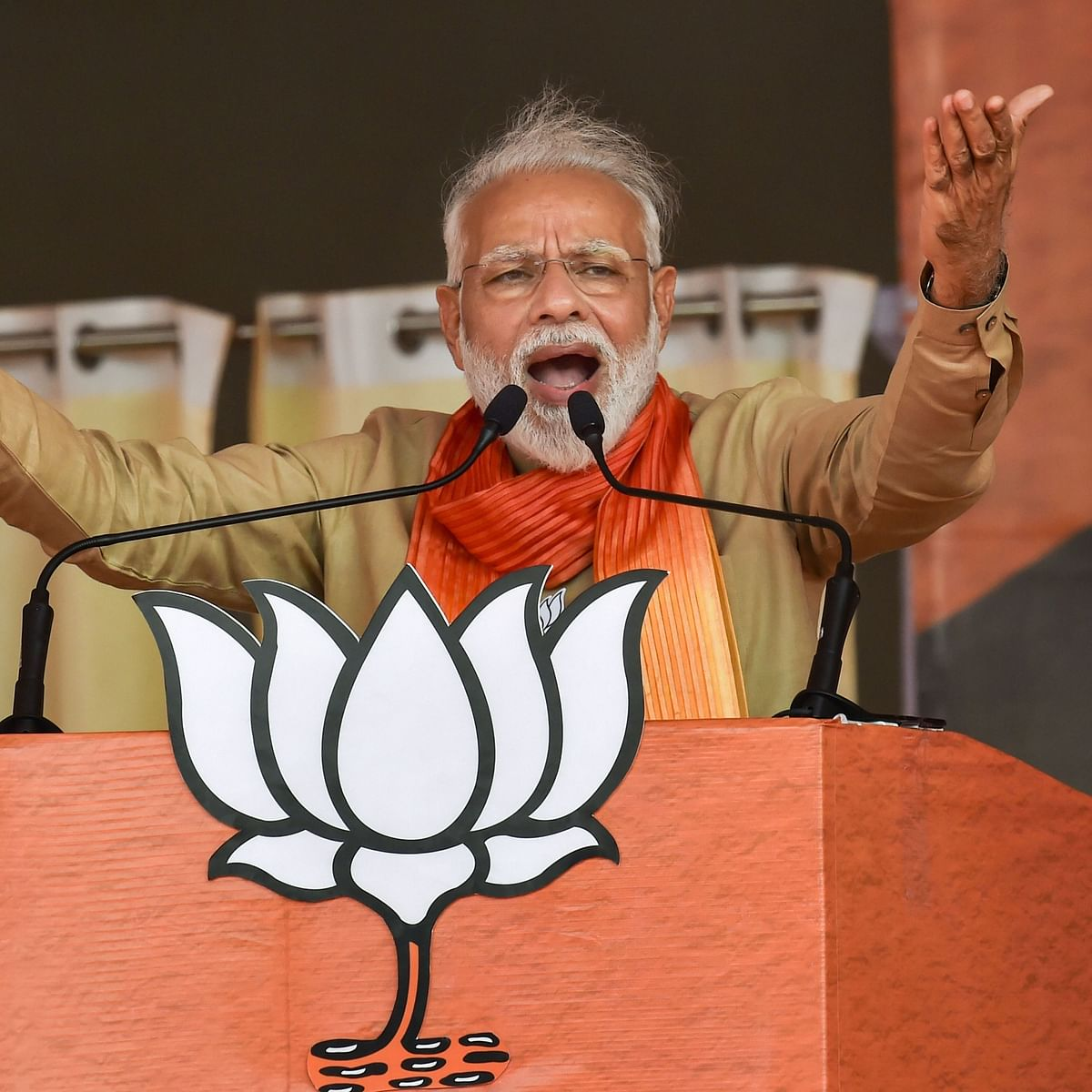Prime Minister Narendra Modi  (Photo Courtesy: PTI)