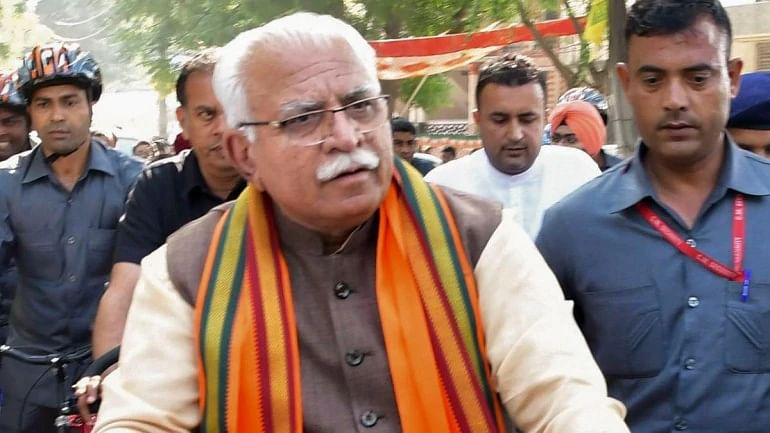 Haryana gets hung Assembly, BJP's 75-plus claim falls flat