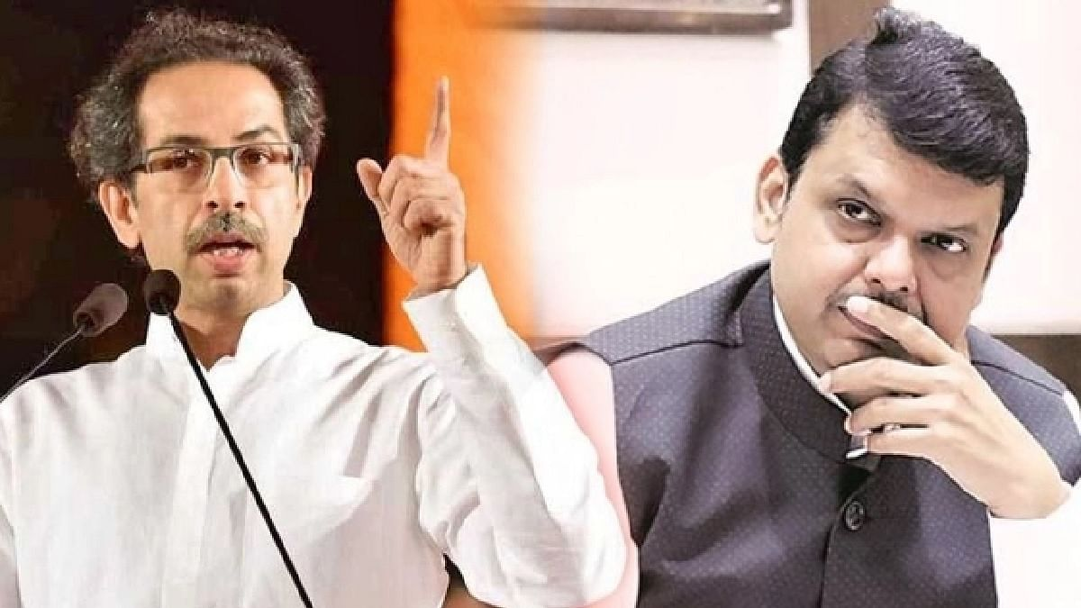 Maharashtra poll results a rap on knuckles of arrogant rulers, says Sena