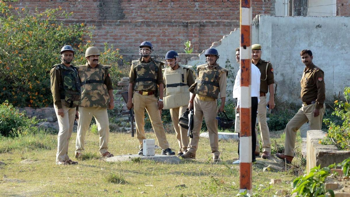 UP on high alert after intel input on militant presence