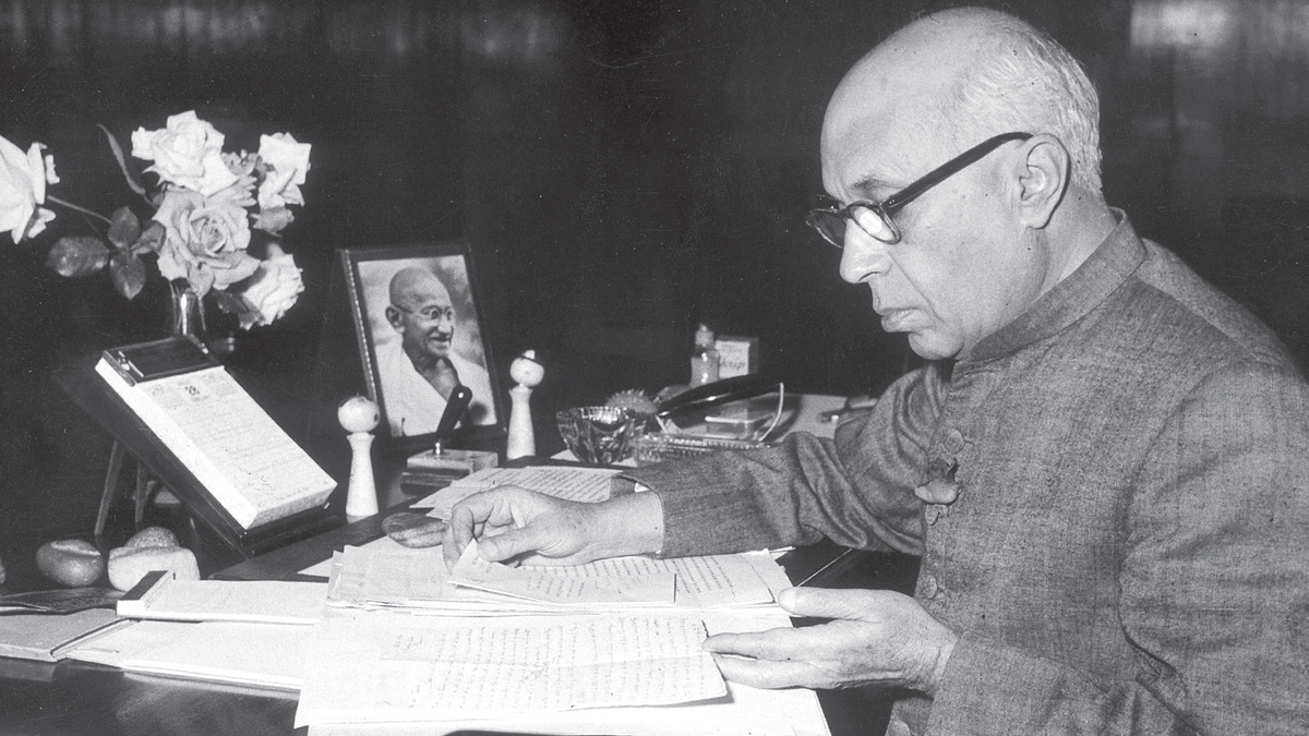 Understanding Nehru and the need to continue his mission