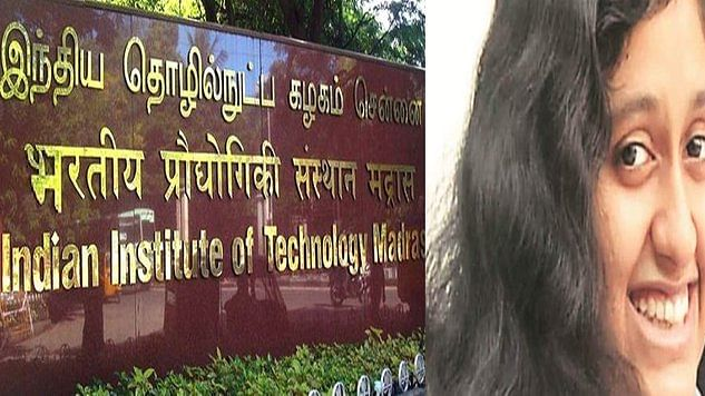 Student suicide: IIT Madras says committed to fair play, DMK, Cong hold protest