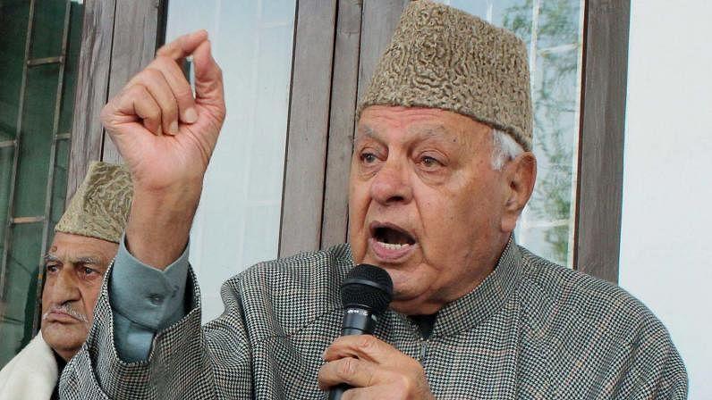 Farooq Abdullah begins deliberations in NC over Centre's invite for talks; restore statehood, demands Congress