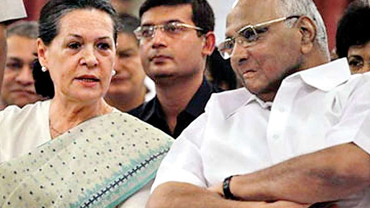 Amid the stalemate over govt formation in Maharashtra, Sharad Pawar to meet Sonia Gandhi today