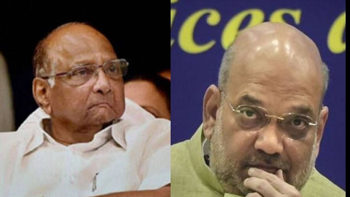 Ministry of Cooperation created by Modi-Shah duo to take on Sharad Pawar?