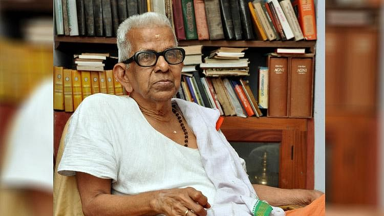 Bigger and better poets did not get it, I'm happy: Jnanpith winner
