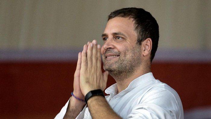 Congress leader Rahul Gandhi (Photo Courtesy: Social Media)