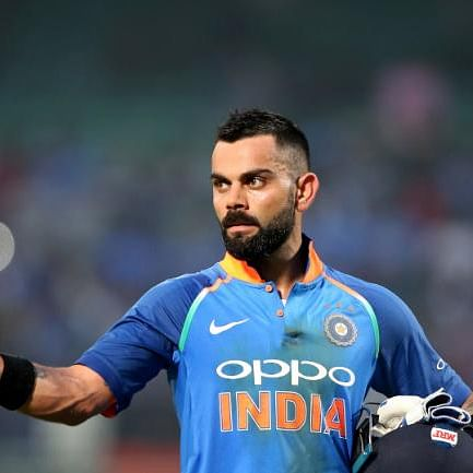 IN PHOTOS: Various mood of the Indian skipper Virat Kohli on his birthday