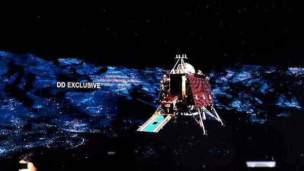 #Chandrayaan3: India may again attempt soft landing on Moon next November
