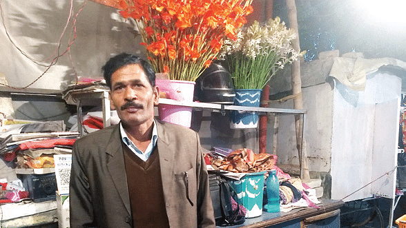 A victim of the slowdown: from Tata Motors to the florist's shop