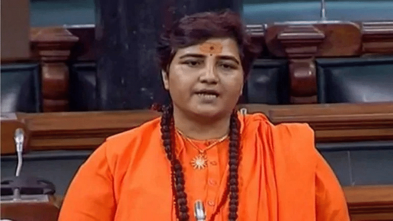 BJP condemns Pragya Thakur's remarks on Godse, drops her from defence panel