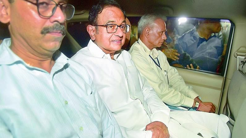 Chidambaram fine, need not be hospitalised: Solicitor General to HC