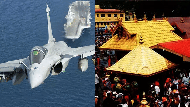 Supreme Court to pronounce judgement on Rafale and Sabarimala review petitions on Thursday