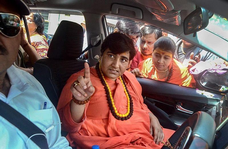 MP: Pragya Thakur terms man who shot her kabaddi video as 'Ravana'