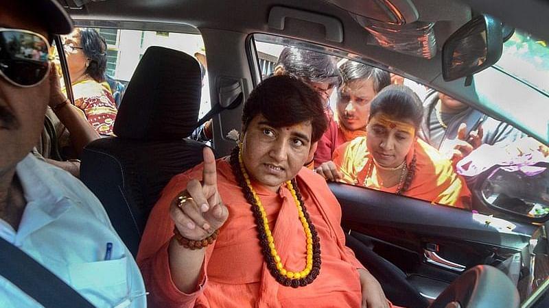 BJp Lok Sabha MP from Bhopal and Malegaon blast accused Pragya Singh Thakur.