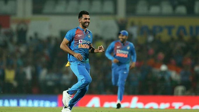 Father's Tales: The 'Red & White' story of Deepak Chahar