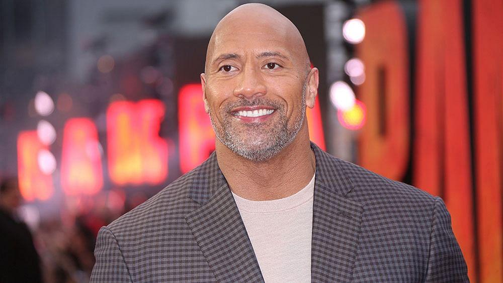 Dwayne 'The Rock'  Johnson  isn't dead; He is fit and fine